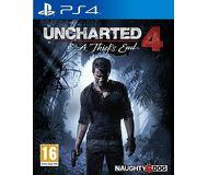 Игра для PS4: Uncharted 4 (русская версия) б/у