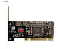 Контроллер PCI SIL3114 4xSATA