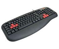 Клавиатура A4Tech X7-G600 черный