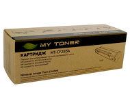 Тонер-картридж MyToner MT-CF283A для HP LJ M125/125FW/125A/M126/M126A/M127/M127FW, черный, 1500 стр.