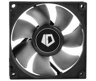 Вентилятор ID-Cooling 80мм   NO-8025-SD  черный