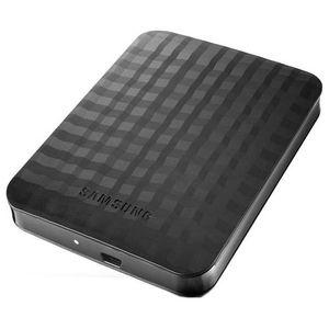 """Внешний жесткий диск Seagate-Samsung 500Gb STSHX-M500TCB M3 USB 3.0 2.5"""" Черный"""