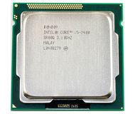 Процессор Intel Core i5-2400  б/у