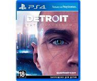 Игра для PS4: Detroit: Стать человеком (рус. версия)