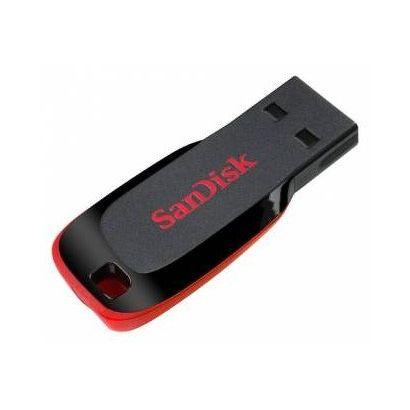 Флешка USB 64 ГБ SanDisk Cruzer Blade [SDCZ50-064G-B35]