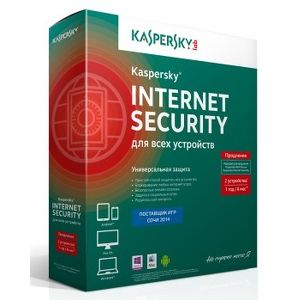 ПО Kaspersky Internet Security 2ПК/1 Год Базовая лицензия (KL1941RBBFS)