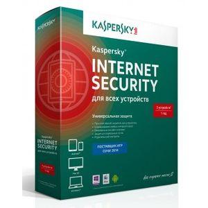 ПО Kaspersky Internet Security 5ПК/1 Год Базовая лицензия (KL1941RBEFS)