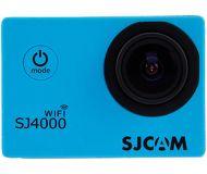 Экшн-камера SJCAM SJ4000 WIFI синий