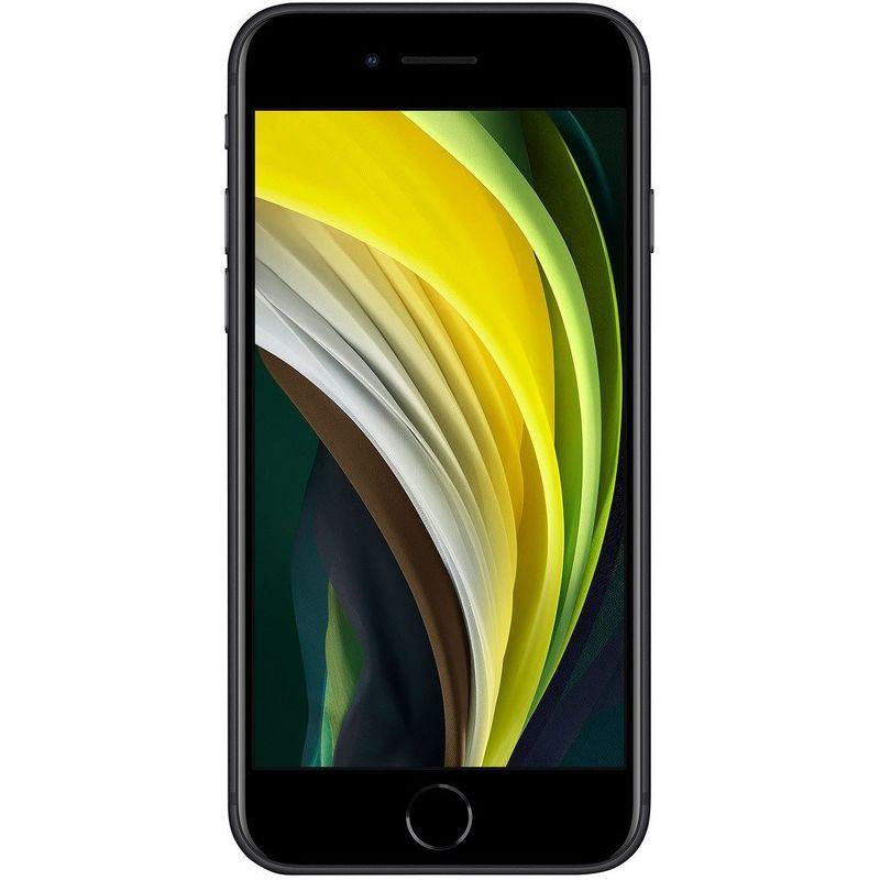 Смартфон Apple iPhone SE 2020 64 Гб черный