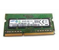 Память SO DIMM DDR3 2048Mb 1600MHz Samsung PC3L-12800 б/у