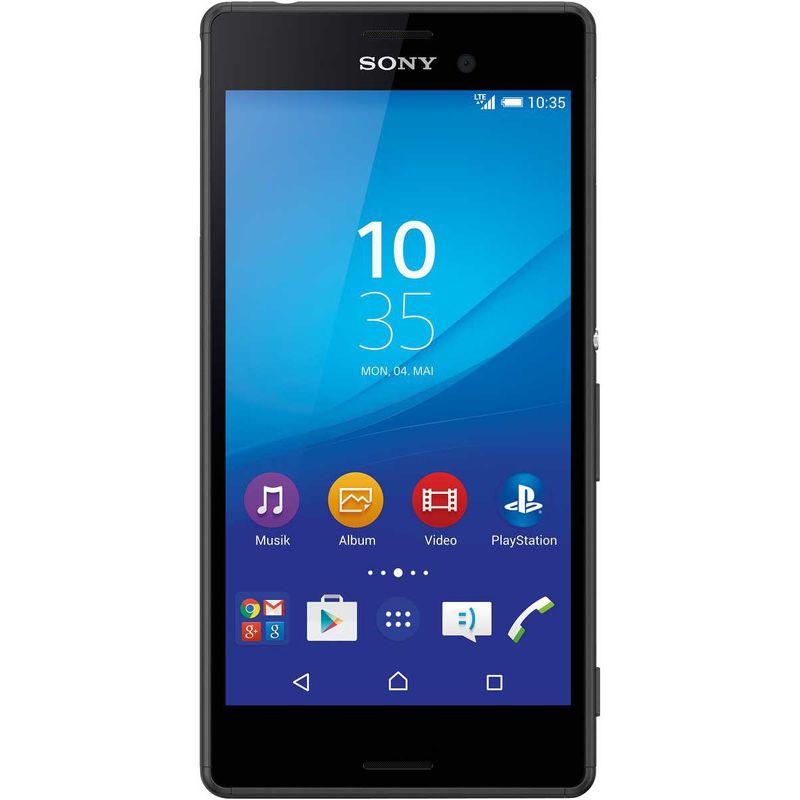 Смартфон Sony Xperia M4 Aqua LTE E2303 Черный (РСТ)