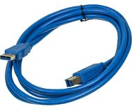 Кабель USB 3.0 Am-Bm 1.8м Buro