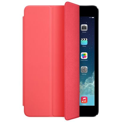 Чехол Apple iPad mini 1/2/3 Smart Cover розовый [MF061ZM/A]