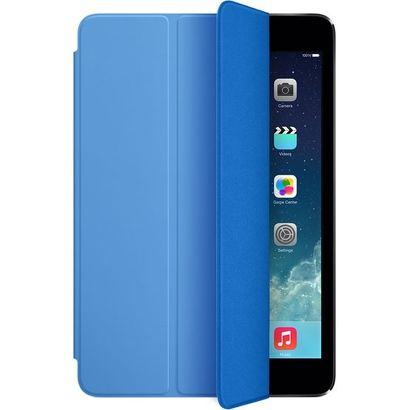 Чехол Apple iPad mini 1/2/3 Smart Cover синий [MF060ZM/A]