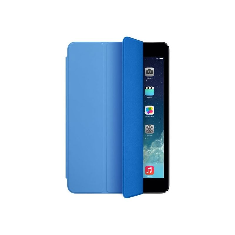 Чехол Apple iPad mini 1/2/3 Smart Cover синий  MF060ZM/A