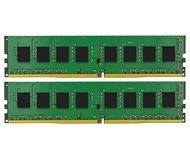 Память DDR4 8GB 2400MHz PC19200 Kingston  KVR24N17S8K2/8  Kit 2x4Gb