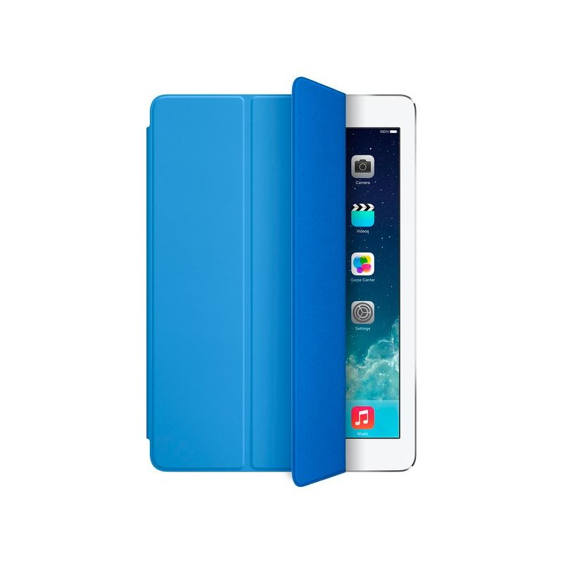 Чехол Apple iPad Air/Air 2 Smart Cover синий  MF054ZM/A