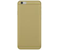 Накладка Deppa Sky Case для  iPhone 6/6S  + пленка на экран, полипропилен, золотистый  86016