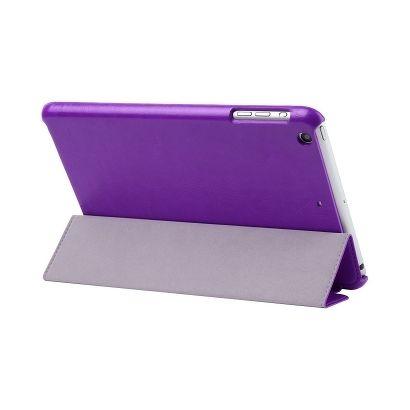 Чехол-книжка G-Case Slim Premium для [iPad Air 2], кожа, фиолетовый
