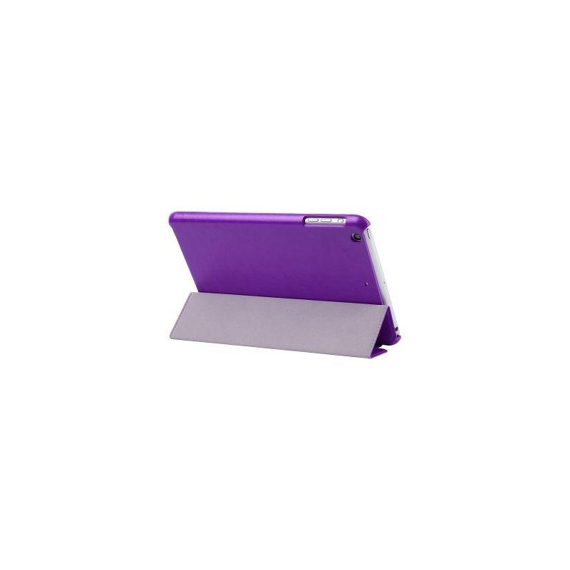 Чехол-книжка G-Case Slim Premium для  iPad Air 2 , кожа, фиолетовый