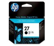 Картридж струйный HP 27 черный (C8727A)