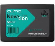 Накопитель SSD 120Gb Qumo Novation MM  QMM-120GSN  (MLC)