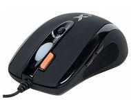 Мышь A4Tech X-710BK черная
