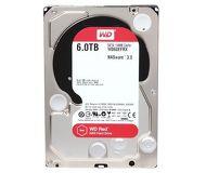Жесткий диск WD 6 Тб Red  WD60EFRX