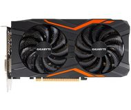 Видеокарта Gigabyte GeForce GTX 1050 G1 Gaming (2Gb128bit)  GV-N1050G1 GAMING-2GD  б/у