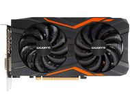 Видеокарта Gigabyte GeForce GTX 1050Ti G1 Gaming (4Gb 128bit)  GV-N105TG1 GAMING-4GD