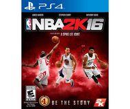 Игра для PS4: NBA 2K16 б/у