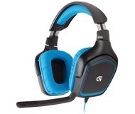 Гарнитура Logitech G430 Headset Gaming  981-000537