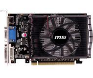 Видеокарта MSI GeForce GT 730 (2 ГБ 128 бит) [N730-2GD3V2]