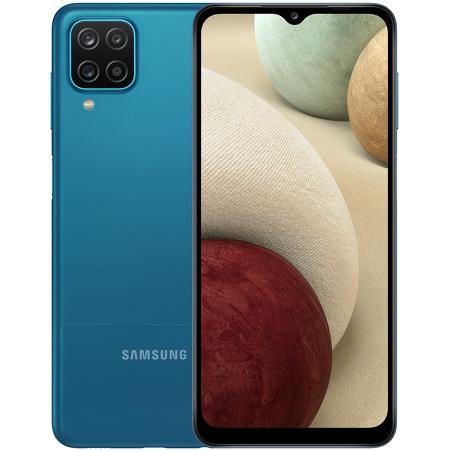 Смартфон Samsung Galaxy A12 SM-A125F 32Гб синий