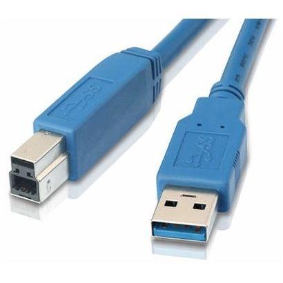 Кабель USB 3.0 Am-Bm 3м HAMA [H-39672]