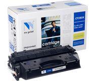 Тонер-картридж NVPrint NV-CF280X/CE505X для HP LJ P2055/2035, черный, 6900 стр.