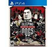 Игра для PS4: Sleeping Dogs Definitive Edition (рус.субтитры) б/у