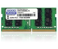 Память SODIMM DDR4 8Gb 2133MHz PC17000 Goodram  GR2133S464L15/8G