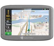 Автомобильный навигатор GPS с радар-детектором Navitel E500