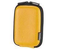 Сумка для фотоаппарата Hama H-23138 Hardcase Carbon Style 40G, 6 x 2.5 x 9.5 см, оранжевый