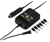 Автомобильное зарядное устройство Hama H-46514, 8 разъемов, 60Вт