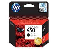 Картридж струйный HP 650 черный (CZ101AE)