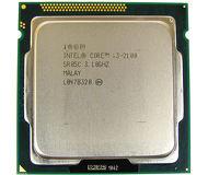 Процессор Intel Core i3-2100  б/у