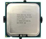 Процессор Intel Pentium E5200  б/у