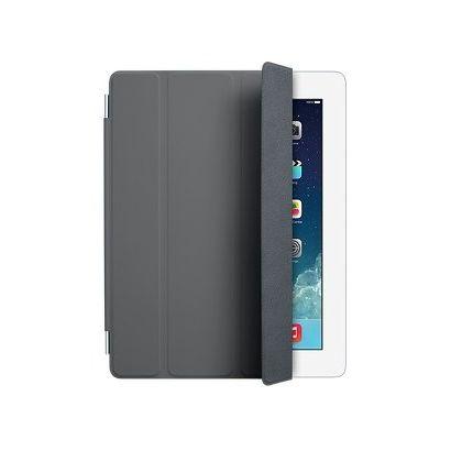 Чехол Apple iPad mini 1/2/3 Smart Cover полиуретан серый [MD963ZM/A]
