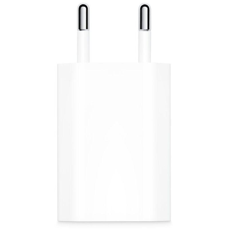 Зарядное устройство Apple USB Power Adapter [MD813ZM/A]