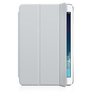 Чехол Apple iPad mini 1/2/3 Smart Cover полиуретан светло-серый  MD967ZM/A