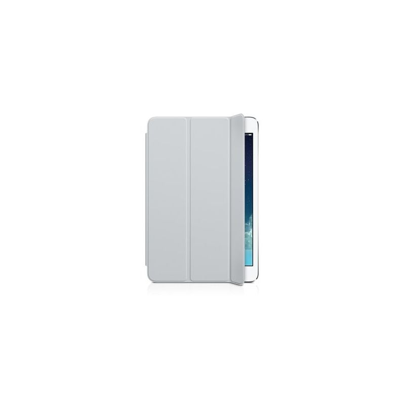 Чехол Apple iPad mini 1/2/3 Smart Cover полиуретан светло-серый [MD967ZM/A]