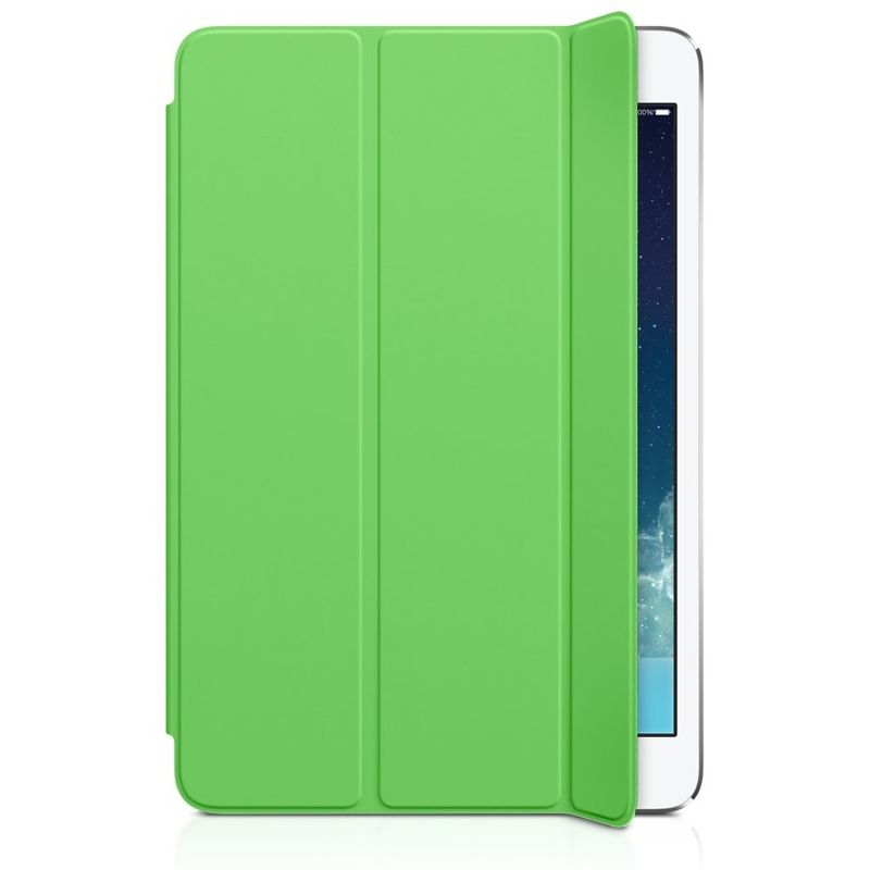 Чехол Apple iPad mini 1/2/3 Smart Cover полиуретан зеленый  MD969ZM/A