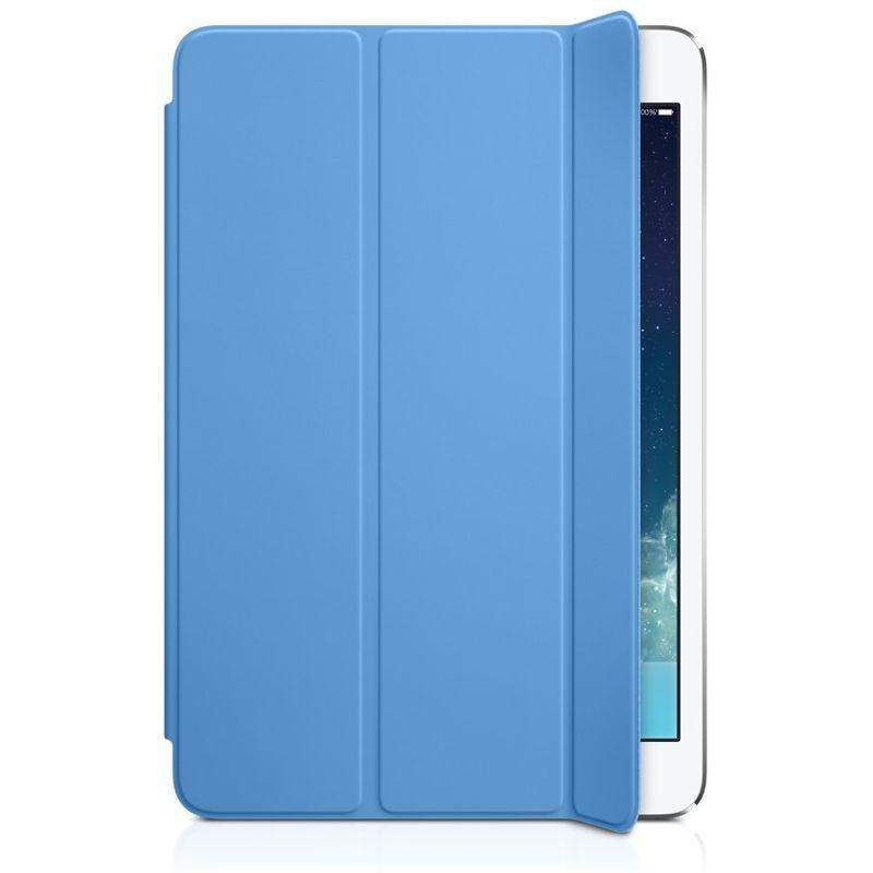 Чехол Apple iPad mini 1/2/3 Smart Cover полиуретан синий [MD970ZM/A]